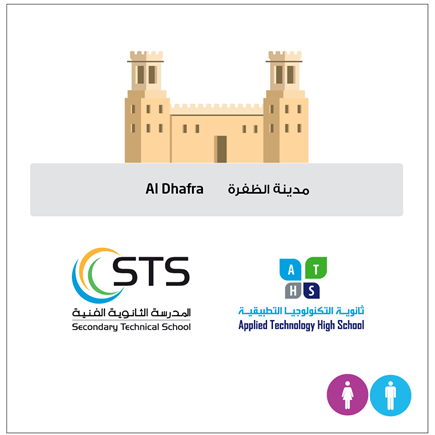 Applied Technology High School and Secondary Technical School, Al Dhafra